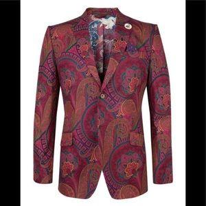 Ted Baker Paisley unique blazer